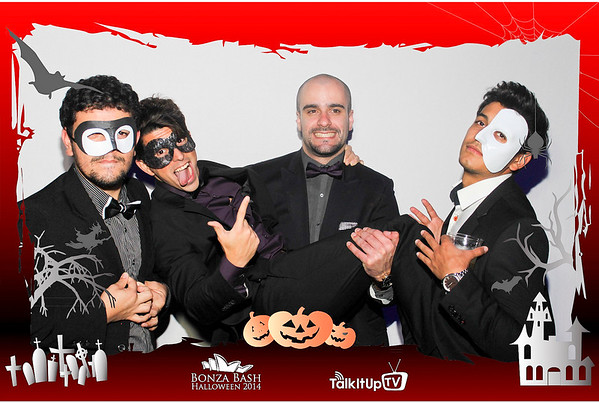 Halloween 2014 Photo Booth