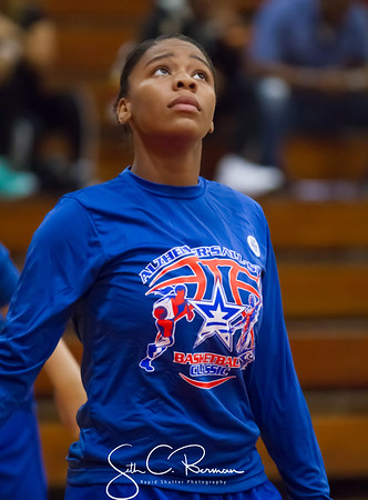 2014 Alzheimers Classic All Star Game-Girls