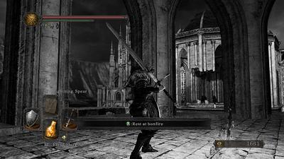 Dark Souls 2 Noir - GeDoSaTo postprocess