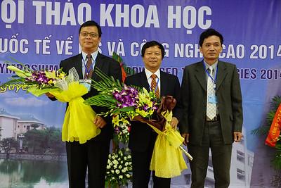 20141103 出訪越南太原大學