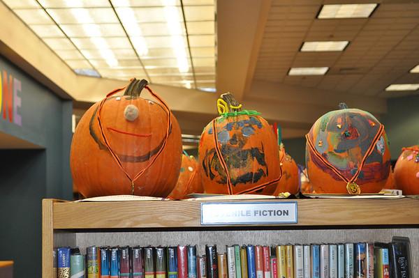 Painted Pumpkins 2011