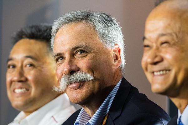 F1, 2018, Italian GP, Press conference regarding Japanese Grand Prix