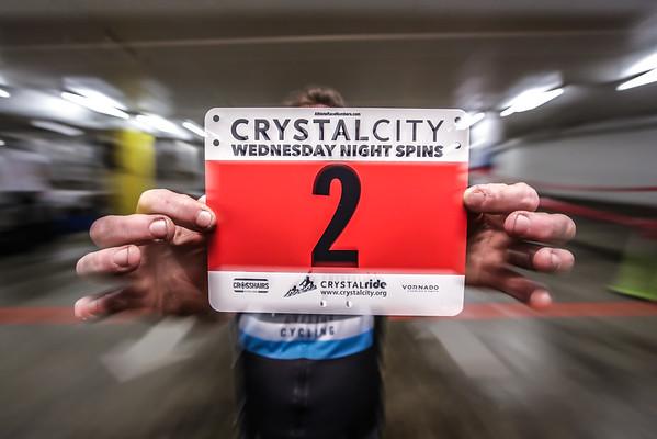 Crystal City Wednesday Night Spins 3-9-16