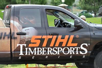 STIHL Timbersports Competition & Splash Dogs