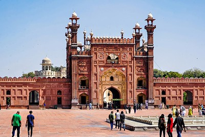PAKISTAN - LAHORE, The Walled Imperial City
