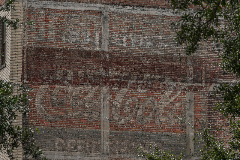FL, Jacksonville - Coca-Cola Wall Sign 02