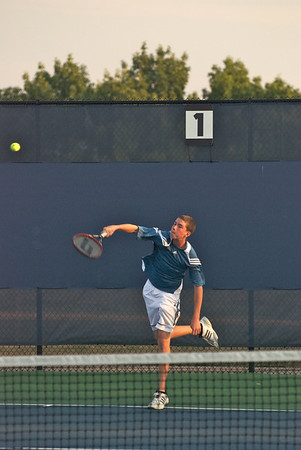 Bulldog Tennis 2007