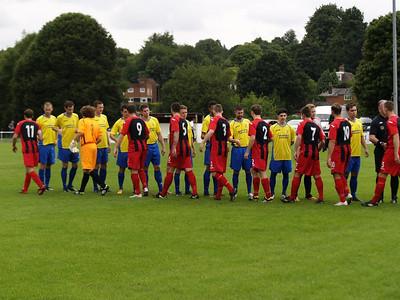 Winchester City (2) v Alresford Town (2) 24.8.2013