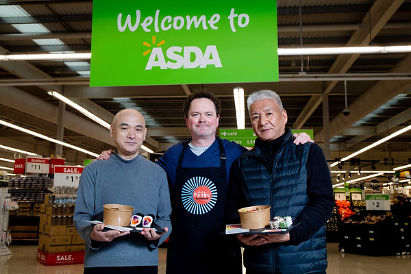 3/3/20 Asda announces exclusive pan-Asian streetfood trial