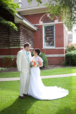 Charlotte & John's Wedding