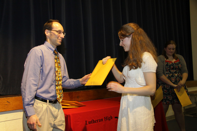 Awards Night 2012: Student of the Year - PSEOP US History