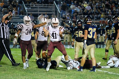 Canal Winchester vs Teays Valley 9-7-18
