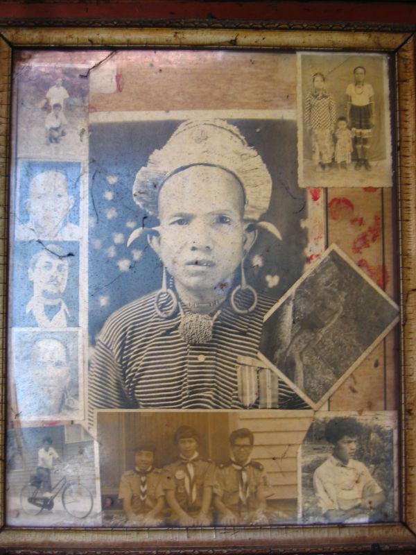 kelabit family photos