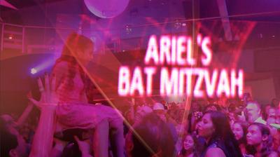 Ariel's Bat Mitzvah