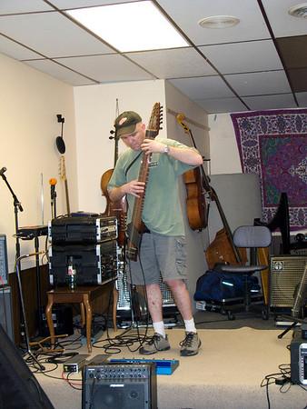 Stick Night at Oz's May 8th, 2009