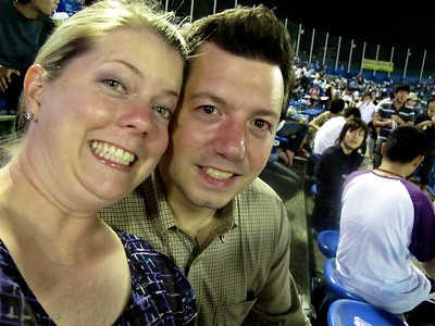 Jun 2010 - Yakult Swallows Game