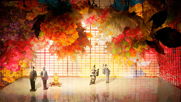 MADAMA BUTTERFLY - UNPRODUCED