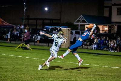 BACS Varsity Football 10.16.20