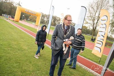 jeugd 10 t/m 14 jaar 1 km  Carlo Stevering