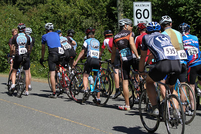 Comox B Crit, July 17, 2010