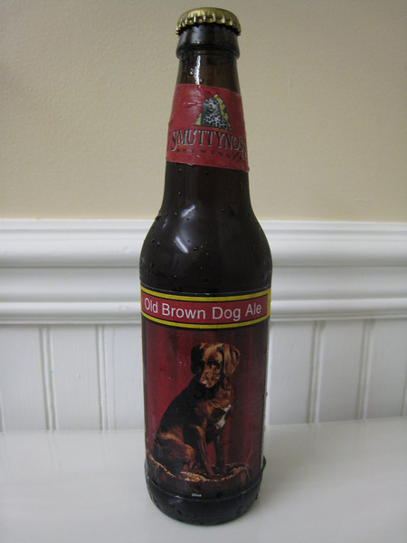 One of many interesting local beers Mike tried