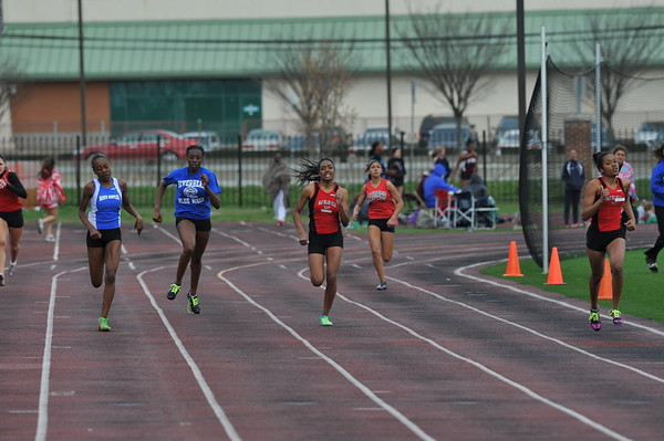 Coach's Challenge Invitational at Bayshore H.S. 2012