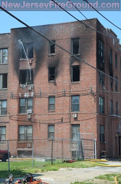 6-15-2011(PHILADELPHIA) 5516 Haverford- 2nd Alarm Apartment