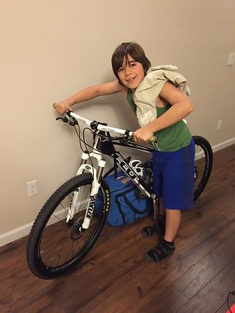 Mtn Biking 2014-2015