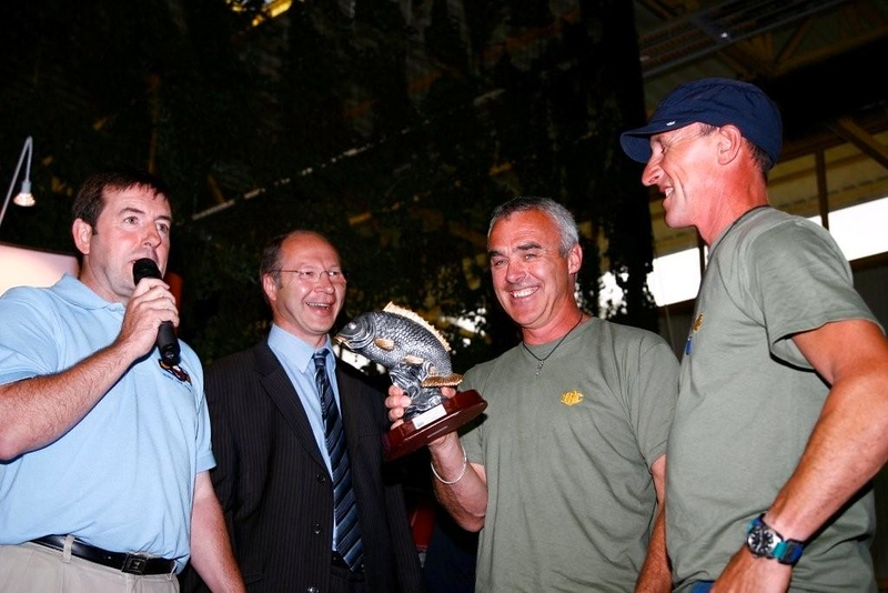 WCC08-leoneric-Dave Lane & Paul Faward. winners first fish