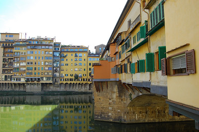 Florence and Reflections