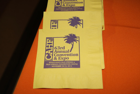 2013 CAHF Annual Convention
