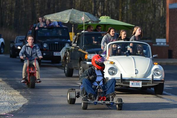 Chagrin Falls Senior Parade '16