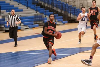 Boys JV Basketball vs Fairfax 1/31/17
