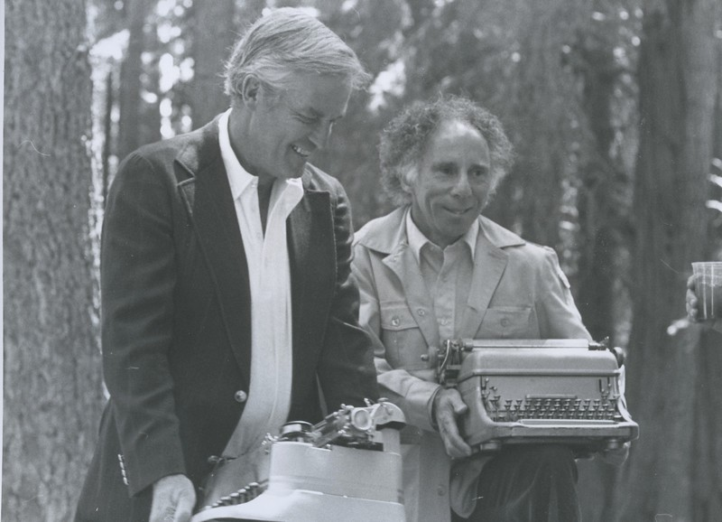 1977 - Art Hoppe & Don Asher are golden typewriter winners.jpeg