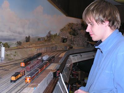 The Port Columbia and Eastern  Railroad, Nov 21, 2006