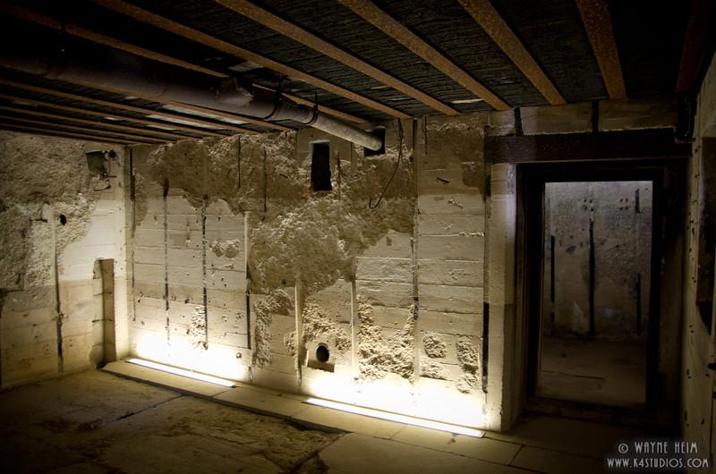 German Bunker 18    Photography by Wayne Heim