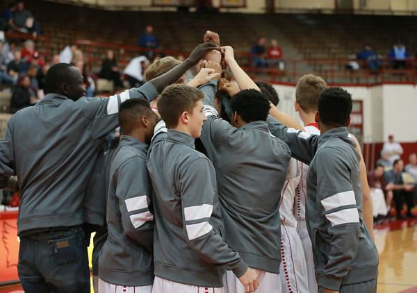Southport Boys Basketball vs Brebeuf 2013