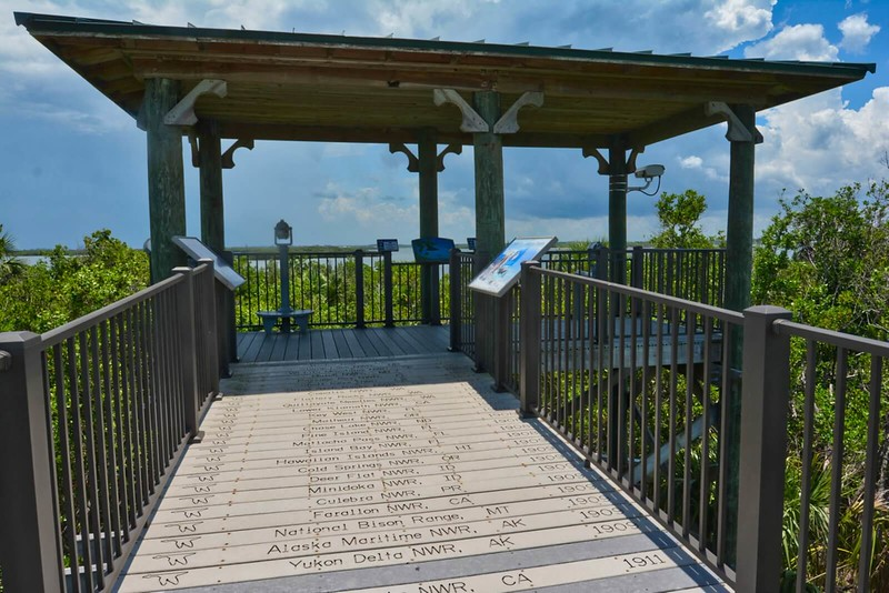 Pelican Island Observation Tower