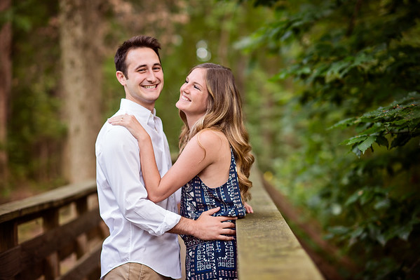 Devon and Dominic - Engagement Session