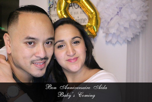 Aida's Birthday & Baby shower