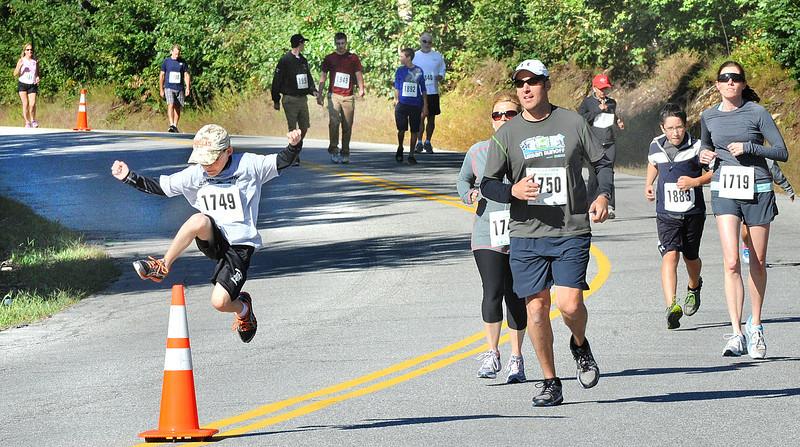 Annual Bob Boucher Memorial 5K Run/Walk