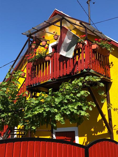 House in Visegrad, Hungary