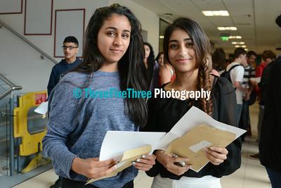 Highfields Exam Results (2014 GCSE)