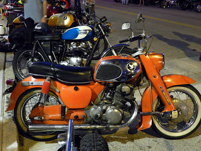 Motoeuropa Vintage Bike Night, 9-12-11