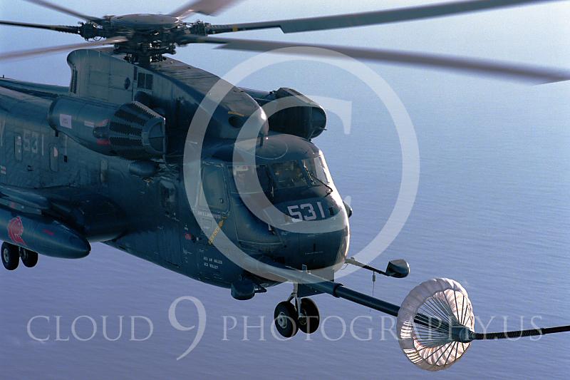ARH53 00007 Sikorsky CH-53 Sea Stallion US Navy 1985 by Peter J Mancus.JPG