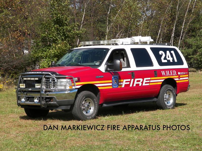WEST HAZLETON FIRE DEPT.