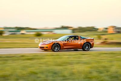 Copper C6 Corvette