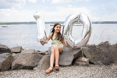 Ava's 10th Birthday
