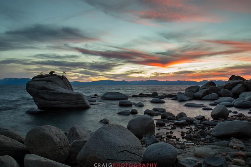 Bonsai Rock Lake Tahoe #3