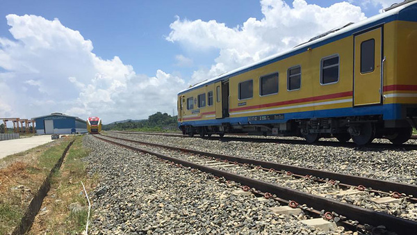 South Sulawesi Railway